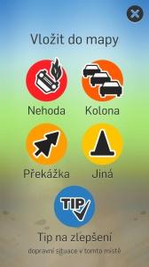 Mobilní aplikace - Bezpecnecesty.cz