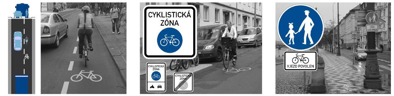 Legislativní změny pro cyklisty